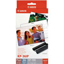 Canon Μελάνι Canon KP-36IP Colour με Χαρτί 487538