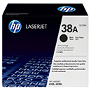 HP Toner HP 38A Black 514675