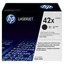 HP Toner HP 42X Black 696161