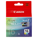 Canon Μελάνι Canon BCI-16 Colour Dual pack 739022