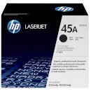 HP Toner HP 45A Black 750549