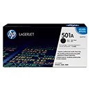 HP Toner HP 501A Black 817570