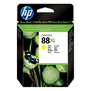 HP Μελάνι HP 88XL Yellow 841250