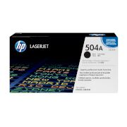 Toner HP 504A Black