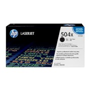 Toner HP 504X Black