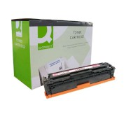 Toner Q-Connect Συμβατό CB543A Magenta