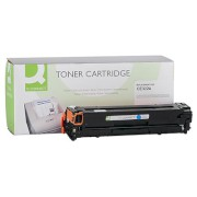 Toner Q-Connect Συμβατό CE321A Cyan
