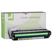 Toner Q-Connect Συμβατό CE742A Yellow