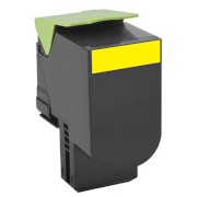 Toner Lexmark 702Y Yellow