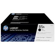 Toner HP 85A Black Dual pack
