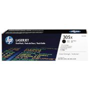 Toner HP 305X Black Dual pack