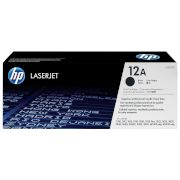 Toner HP 12A Black Dual pack