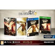 Square Enix FinalFantasyType0Steelbook Limited Edition XBOX ONE