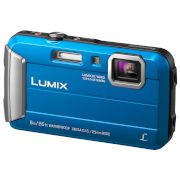 Panasonic Αδιάβροχη Digital Camera Lumix DMC-FT30 Μπλε