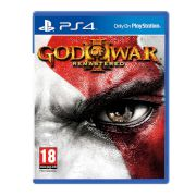 Sony God of War III Remastered PS4