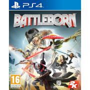 Take2 Interactive Battleborn PS4