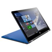 Turbo-X FlexBook 360° 14 Blue Laptop (Atom x5 Atom Z8300/2 GB/32 GB/Intel HD Graphics)
