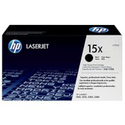 Toner HP 15X Black
