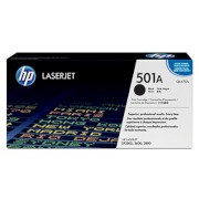 Toner HP 501A Black