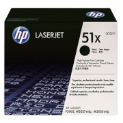 Toner HP 51X Black