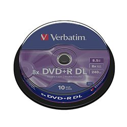 Verbatim DVD+R Double Layer