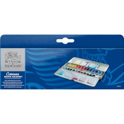 Winsor & Newton Metal Sketchers' Box Ακουαρέλα Cotman