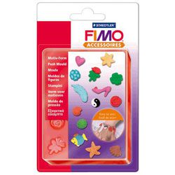 "Staedtler Καλούπια Push Mould ""Jewellery"" Fimo"