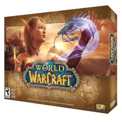 Blizzard World of Warcraft PC