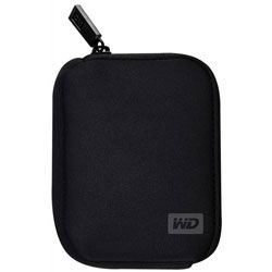 "WD My Passport Soft Neoprene Case 2.5"" Black"