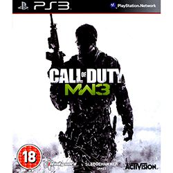 Activision Call of Duty :Modern Warfare 3 PS3