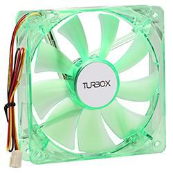 Turbo-X FAN 120mm Green