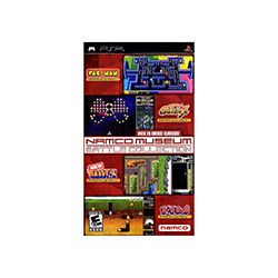 NAMCO Museum Battle Collection PSP