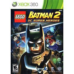Warner Lego Batman 2 DC Superheroes XBOX 360