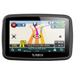 Turbo-X GPS Route 50 Dont Panic 5,0 (Ελλάδα & Ευρώπη)