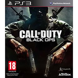 Activision Call of Duty : Black Ops(PS3)