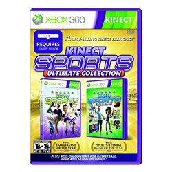Microsoft Kinect Sports Ultimate Kinect Only XBOX 360
