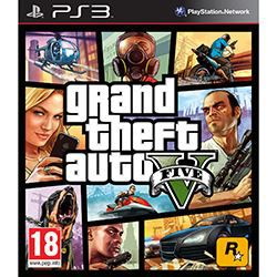 Take2 Interactive GTA V PS3