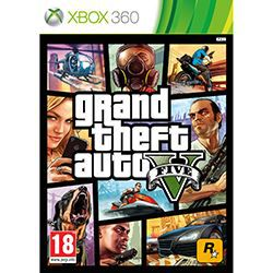 Take2 Interactive GTA V XBOX 360