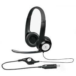 Logitech H390 Desktop Headset (USB)