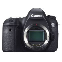 Canon Digital Camera EOS 6D Body