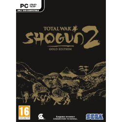 Sega Total War Shogun 2 Gold Edition