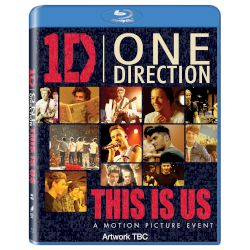 Sony 3D BD One Direction: This is us