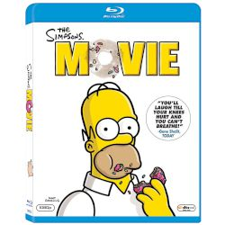 Paramount Simpsons The Movie