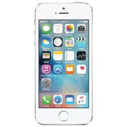 Apple iPhone 5S 16GB 4G Smartphone Ασημί