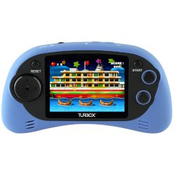 Turbo-X Mobile Game Console GC-100 Blue