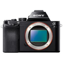 Sony Digital Camera ILC-A7RB Body