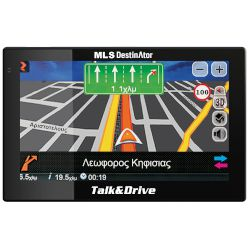 MLS Pna Destinator Talk & Drive 510