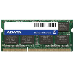 Adata Laptop RAM Value 2GB 1600MHz DDR3