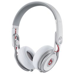 Headphones Beats Mixr Λευκό