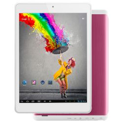 "Turbo-X Rainbow 16GB Τablet 7.85"" WiFi Purple"